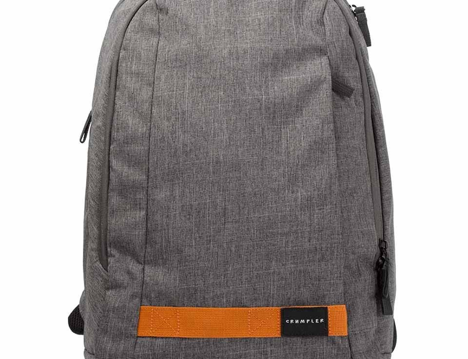 Balo Crumpler Shuttle Delight Backpack M Grey